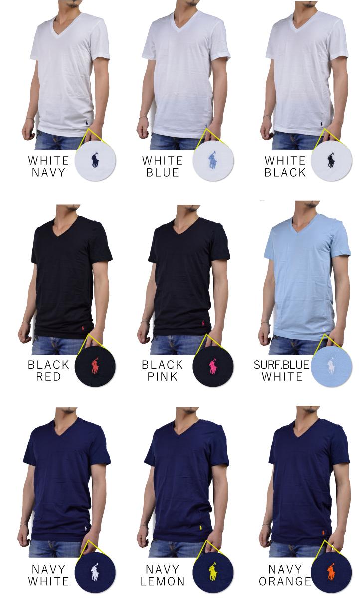 DEROQUE  Ralph Lauren Ralph 1 V Neck T shirt POLO RALPH LAUREN ... bcc9e92d1d80