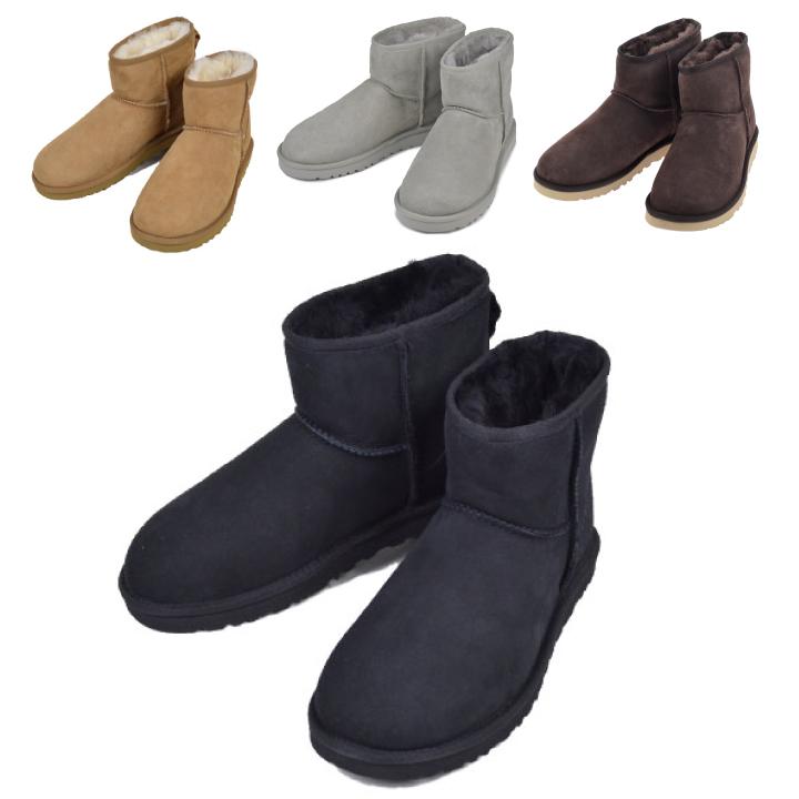 【5%還元!】アグ メンズ ムートンブーツ ブーツ ムートン クラシックミニ CLASSIC MINI 1002072