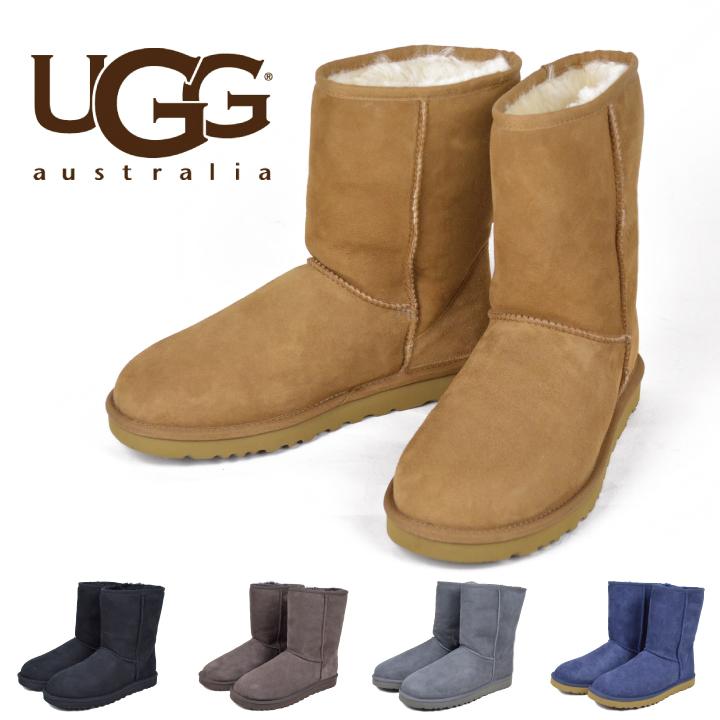 f782aa92a9b UGG UGG men's boots Sheepskin Boots Classic short CLASSIC SHORT MENS 5800