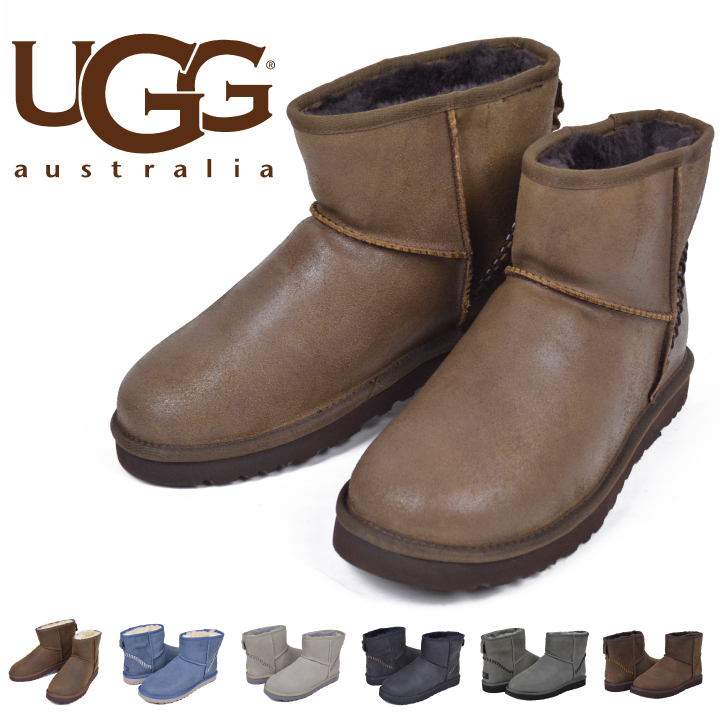 22eb28f84f1 netherlands ugg australia men s classic mini sheepskin boot failure ...