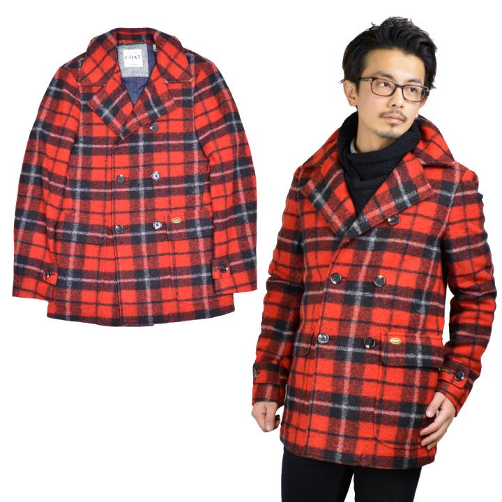 SC10018 ジャケット Scotch&Soda Caban Jacket ピーコート Tailored 【究極プライス】スコッチ&ソーダ