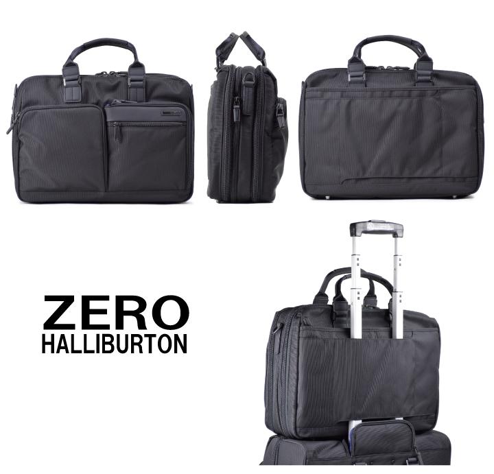 제로 핼리버튼 ZERO HALLIBURTONZS-ZEST Briefcase 80739-01/ 739-BK