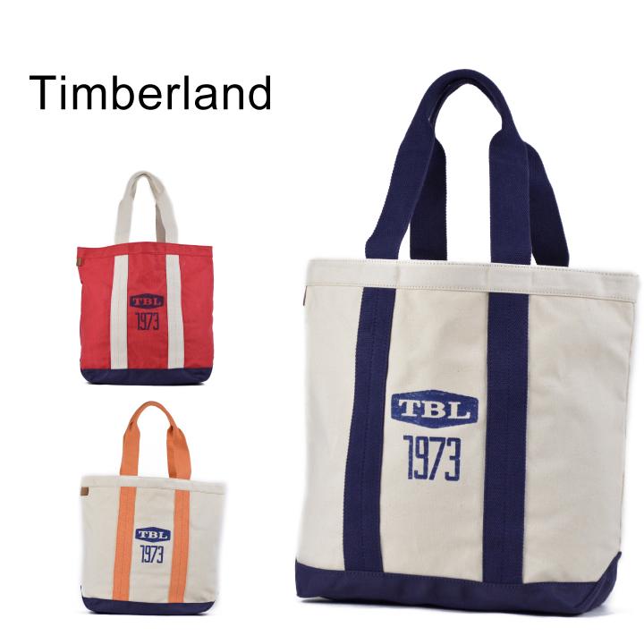 ティンバーランド timberland キャンバストート