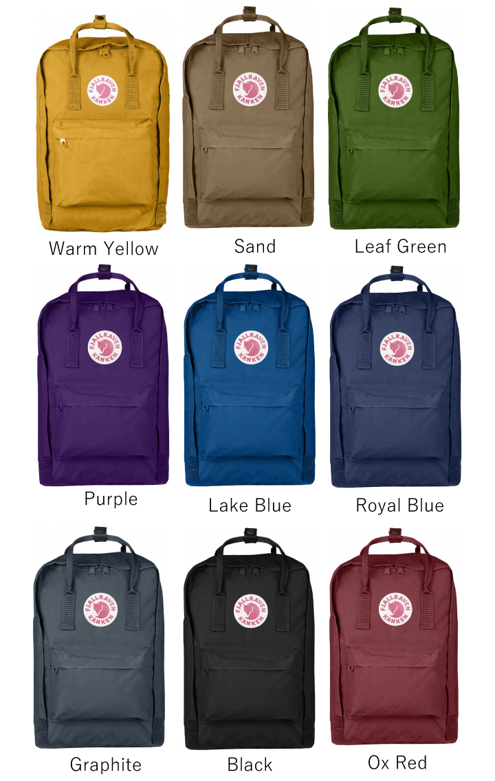 771c4df1eb39 Fjallraven Kanken 15 Laptop Backpack Review- Fenix Toulouse Handball