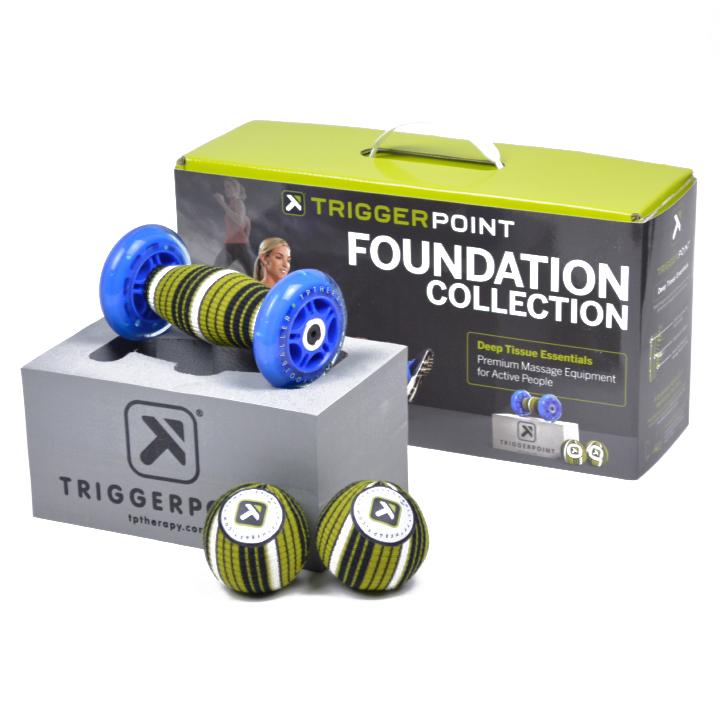 トリガーポイント TRIGGER POINT ファンデーション コレクション セット TP Foundation Collection マッサージローラー マッサージボール