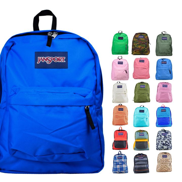 aca64546b014 DEROQUE  JanSport backpacks JANSPORT SUPERBREAK Superbreak T501 ...