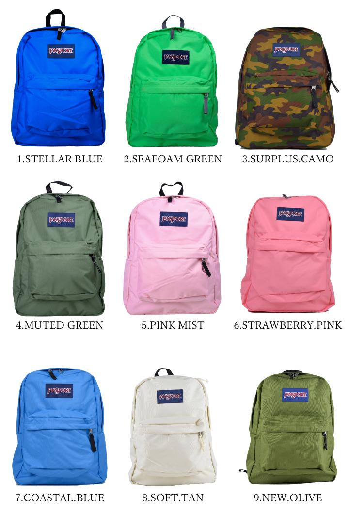 7ed049da10b1 JanSport backpacks JANSPORT SUPERBREAK Superbreak T501 rucksack backpack  large school