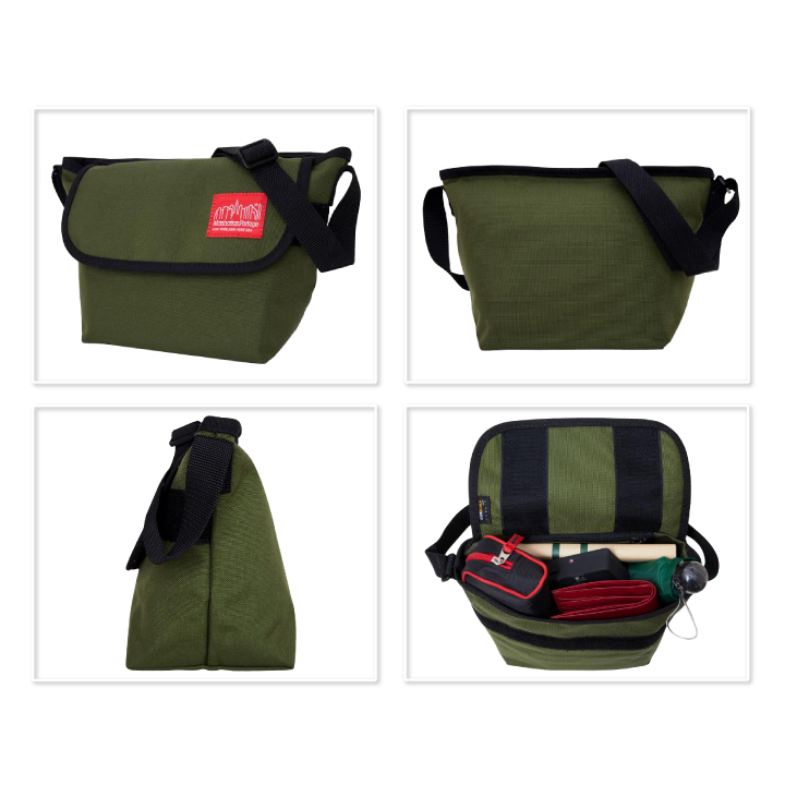 4c1f4d3f2 ... Manhattan Portage マンハッタンポーテージ MINI NY MESSENGER BAG messenger bag 1603  ...