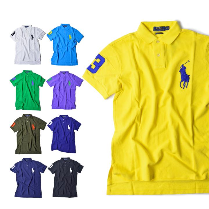ラルフ ローレン POLO RALPH LAUREN  ビッグポニーポロシャツ BIG PONY 710524115