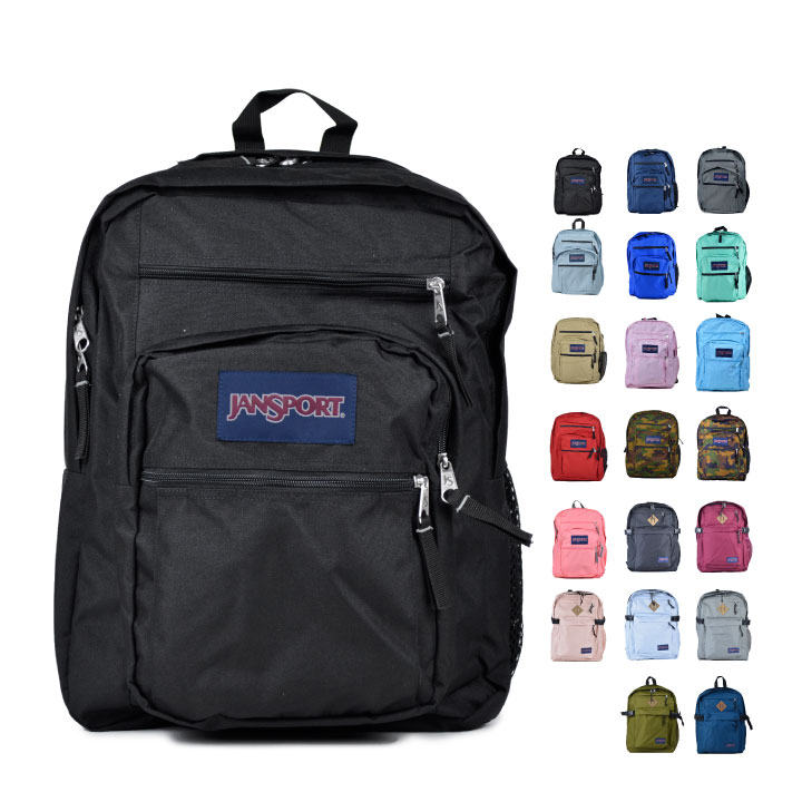 JANSPORT Jean sports rucksack BIG STUDENT big stew Dent TDN7 rucksack  backpack men gap Dis
