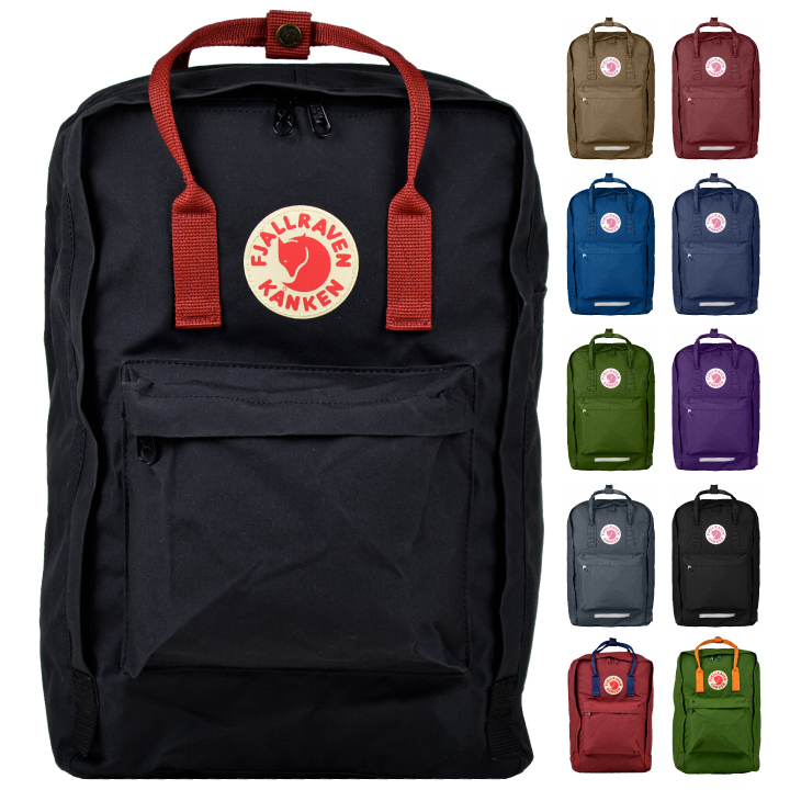 Kuan Bag Backpack Laptop 17 Inch Pc Tablet Storage Fjallraven Ferrera Ben Kanken
