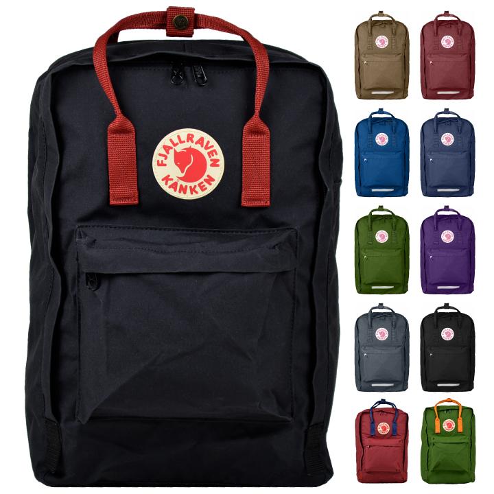 Kuan bag backpack Laptop 17 inch PC Tablet storage bag Fjallraven Ferrera  Ben kanken laptop BAG 606219e32d704