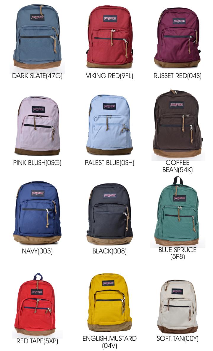 Jansport Backpack In Black - CEAGESP
