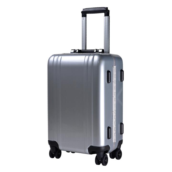 ゼロハリバートン ゼロハリ キャリーケース スーツケース ZERO HALLIBURTON Classic Polycarbonate Carry-On Spinner Luggage ZRF-19