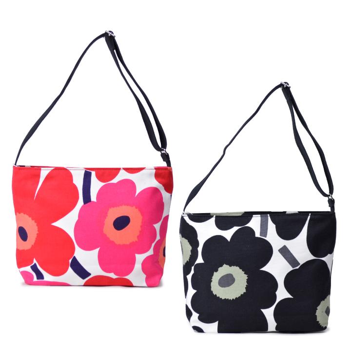 マリメッコ ウニッコ ショルダーバッグ 斜め掛け おしゃれ かわいい プレゼント ギフト marimekko MINI OSMA BAG