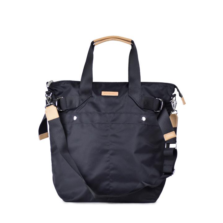 マリメッコ バッグ ショルダーバッグ ブラック KAINUU 045817