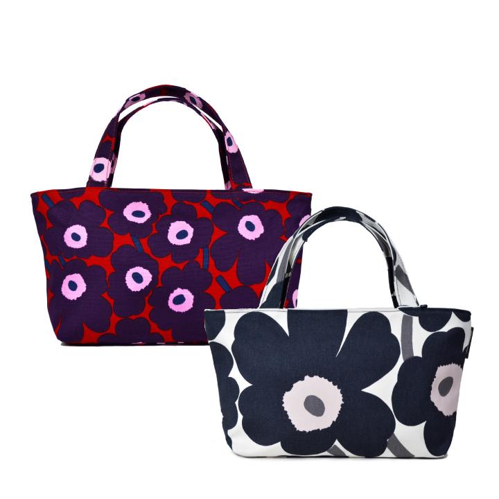 【5%還元!】マリメッコ ウニッコ トートバッグ ハンドバッグ 花柄 おしゃれ かわいい プレゼント ギフトにおすすめ! marimekko PRINSESSA PIENI UNIKKO BAG 46711