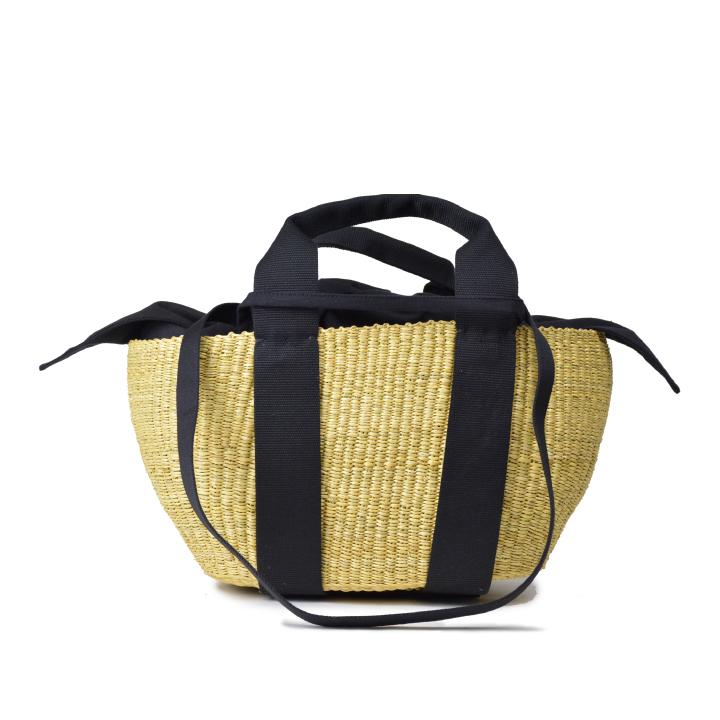 MUUN (ムーニュ)GEORGE かごバッグ布袋付き レディース バッグ トートバッグ