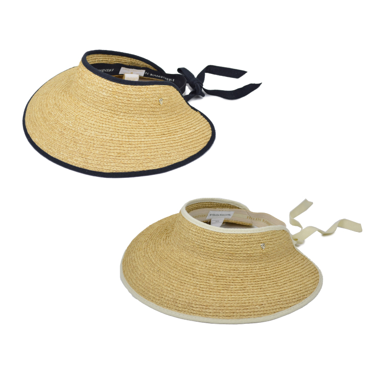 Helen Kaminski HELEN KAMINSKI MITA visor 45 Hat 12 10 8 related keywords   Gift Giveaway awning scalar SCALA Hat attack fashionable UV cut ヌガーラフィア 50s  ... a493b805ff89