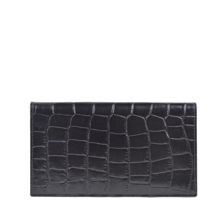 エッティンガー ETTINGER 財布 メンズ 長財布 ブランド 本革 Coat Wallet With 8c/c CC806AJ