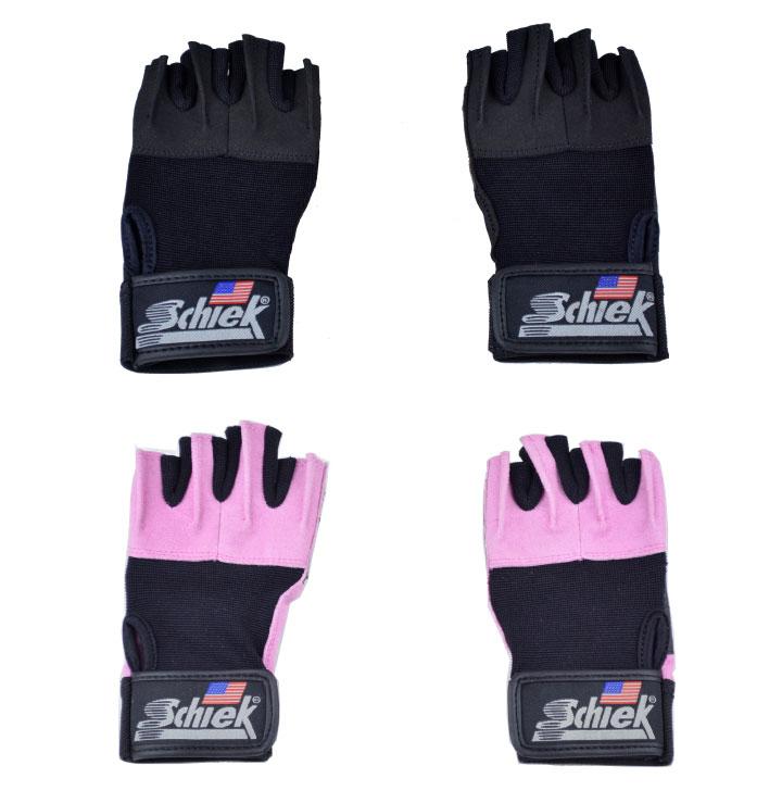 """SCHIEK 返品不可 トレーニンググローブ シーク Women's """"Gel"""" Lifting ジム フィットネスグローブ 筋トレ 520 トレーニング 商品追加値下げ在庫復活 Gloves"""