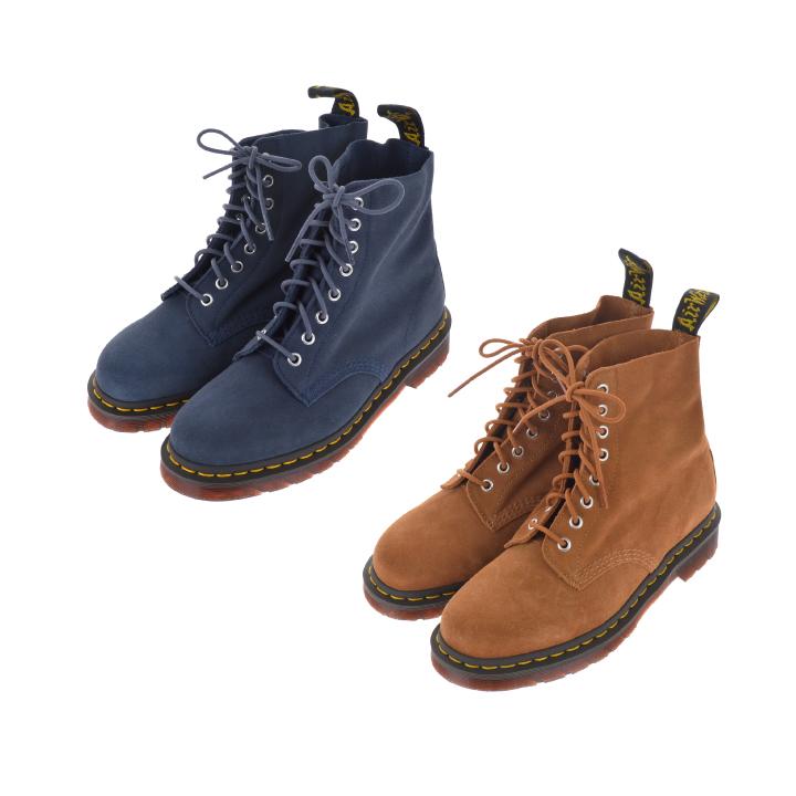 Dr.Martens ドクターマーチン 1460 PASCAL SUEDE R25104426 R25104220 8ホール ブーツ スエード メンズ レディース