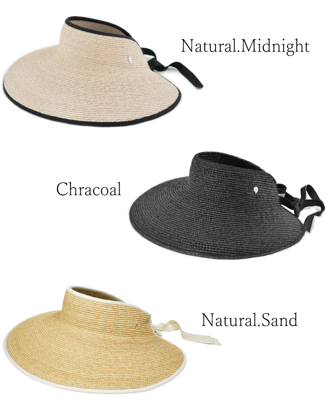Helen Kaminski HELEN KAMINSKI MAI sun visor Hat 12 10 8 related keywords   g. present awnings scalar SCALA Hat attack fashionable UV cut nugarlafia  50s 60s ... 354fcfa1a3e7