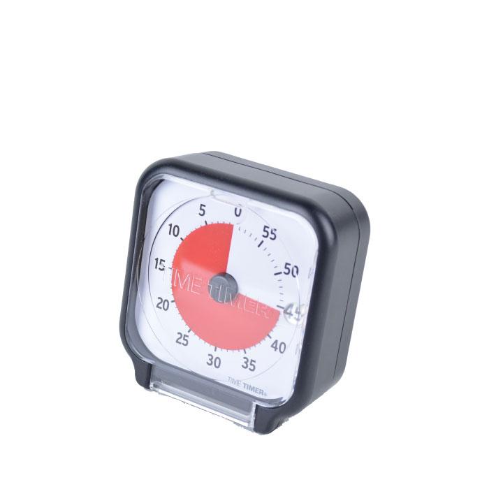 15時までは当日発送 Time Timer タイムタイマー ORIGINAL TIME 期間限定お試し価格 TIMER 3 TT03B-W 業界No.1 タイマー 60分 3インチ Sサイズ 時間管理 音量調整 静か アラーム