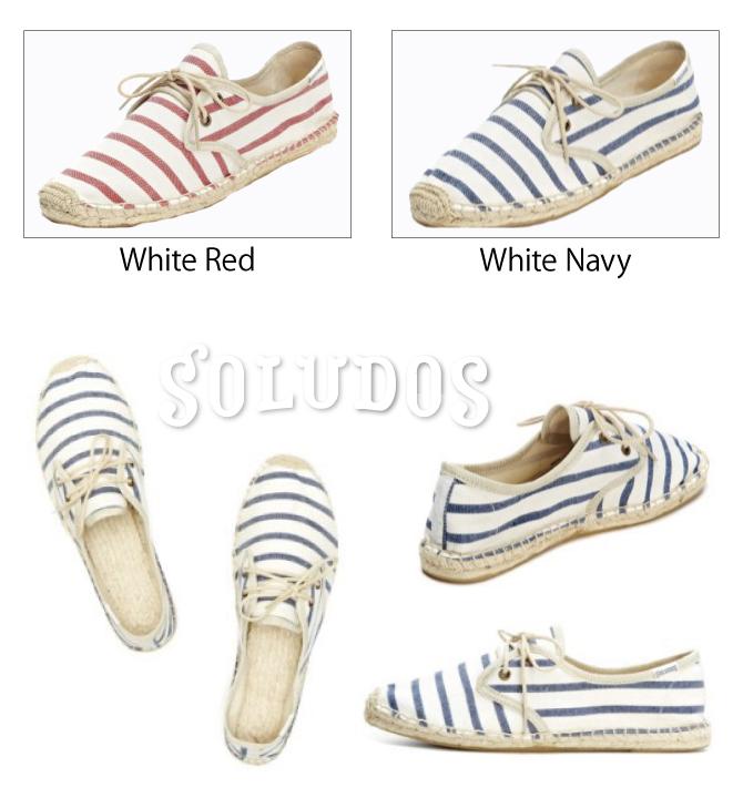 エスパドリーユ ソルドス soludos レディースLace Up Classic Stripe メール便対応商品 ソルドス エスパドリーユ メンズ レディース サンダル スリッポン フラットシューズ サンダル ビーチサンダル 水着 紐靴 ひも