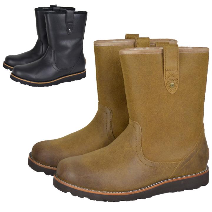 0b8fd365a60 UGG UGG mens Stoneman TL MENS Stoneman trade litt Shearling boots 1008140  1008143