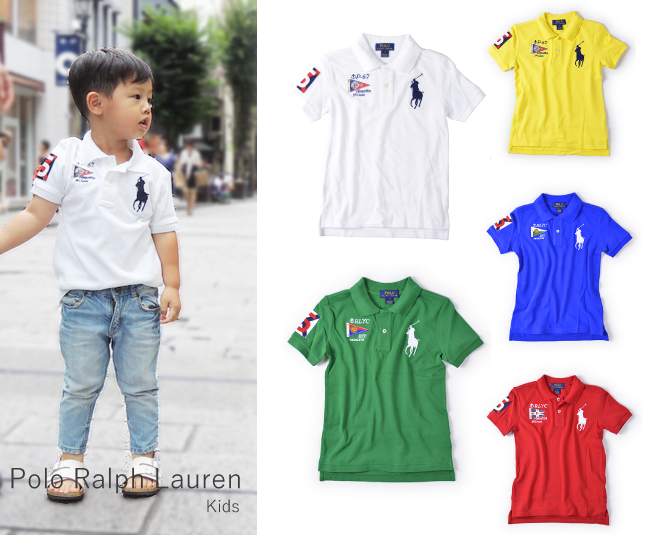 Deroque due rakuten global market ralph lauren polo for Ralph lauren kids
