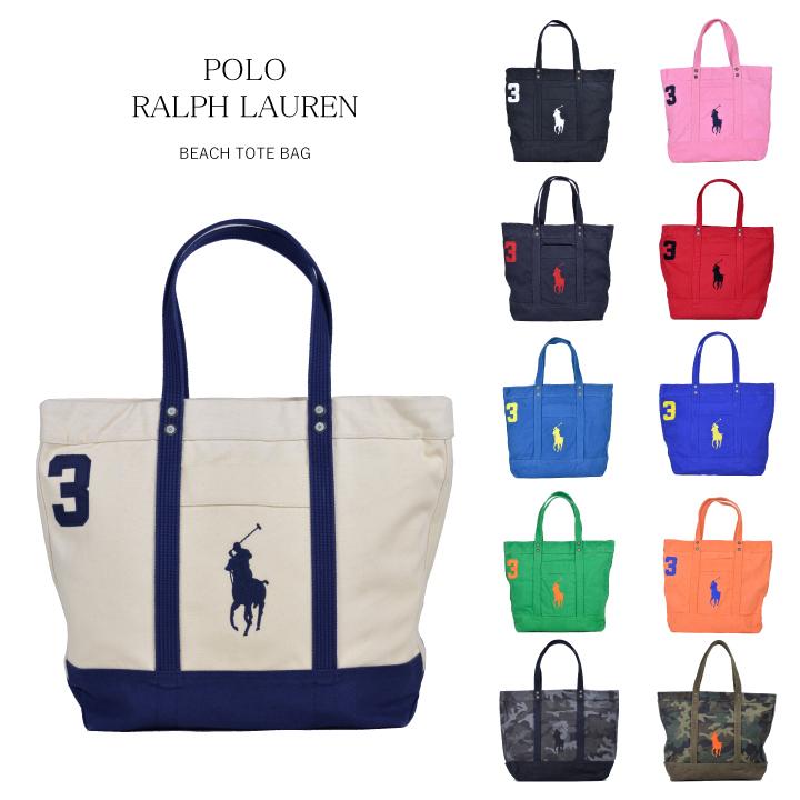 Ralph Lauren RALPH LAUREN big ponypologiptort BIG PONY POLO TOTE canvas  mens Womens Bag zippered Ralph 26e9523b55