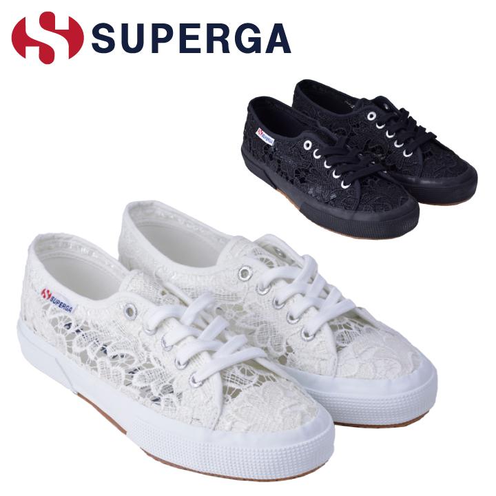 superga macramew white