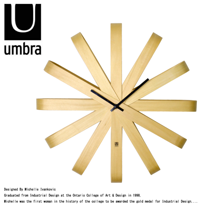 DEROQUE due | Rakuten Global Market: UMBRA-Umbra RIBBON WOOD WALL ...