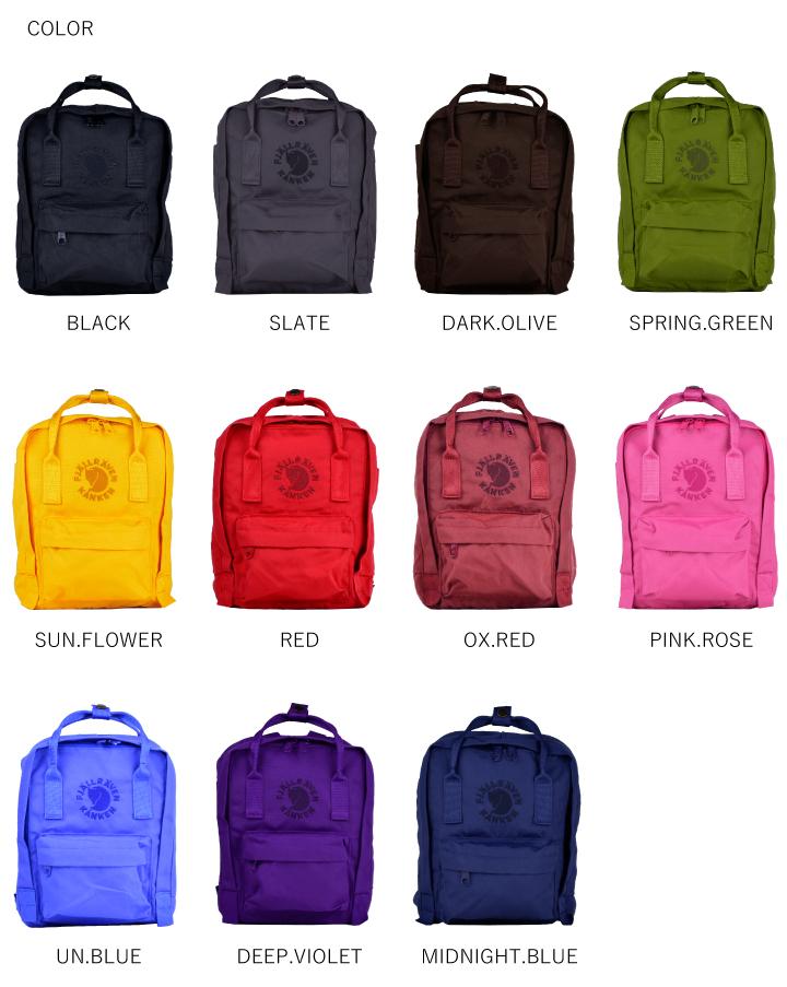 re-kanken rucksack