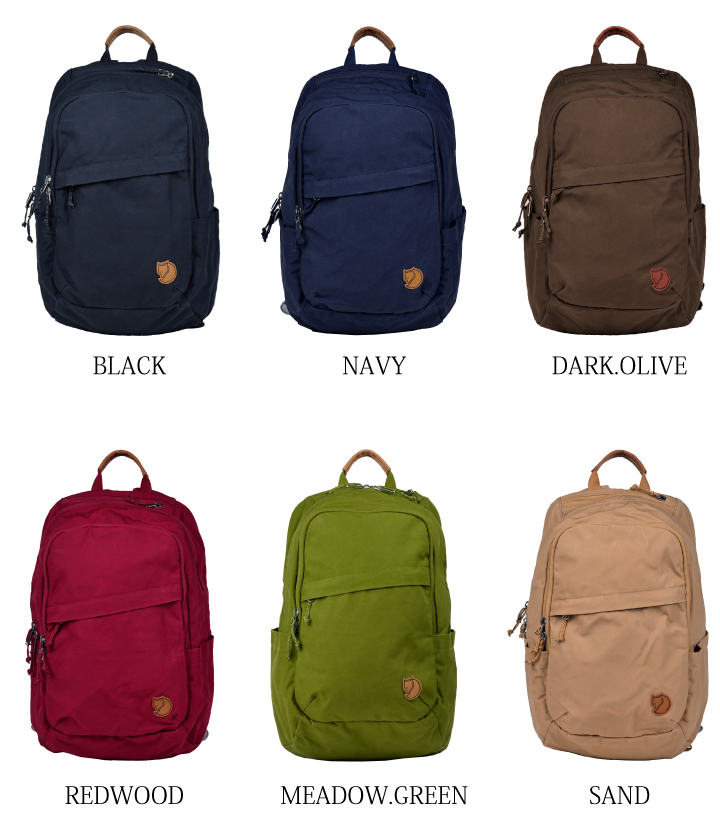 8123f1b439393 Fjallraven Raven 20 L 26051 Ferrera Ben Raben Backpack Bag