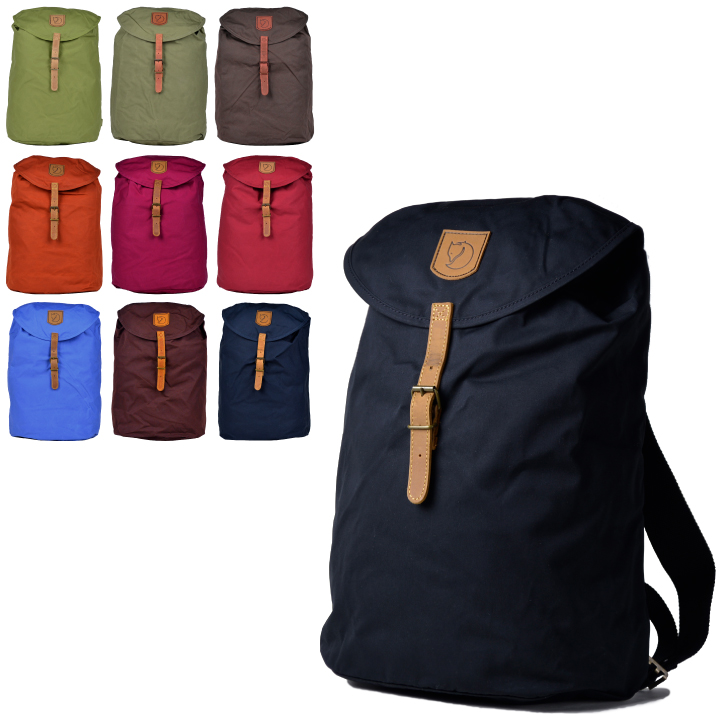 6f4f0d4c24 DEROQUE due  FJALLRAVEN GREENLAND BACKPACK SMALL 23137 Ferrera Ben ...