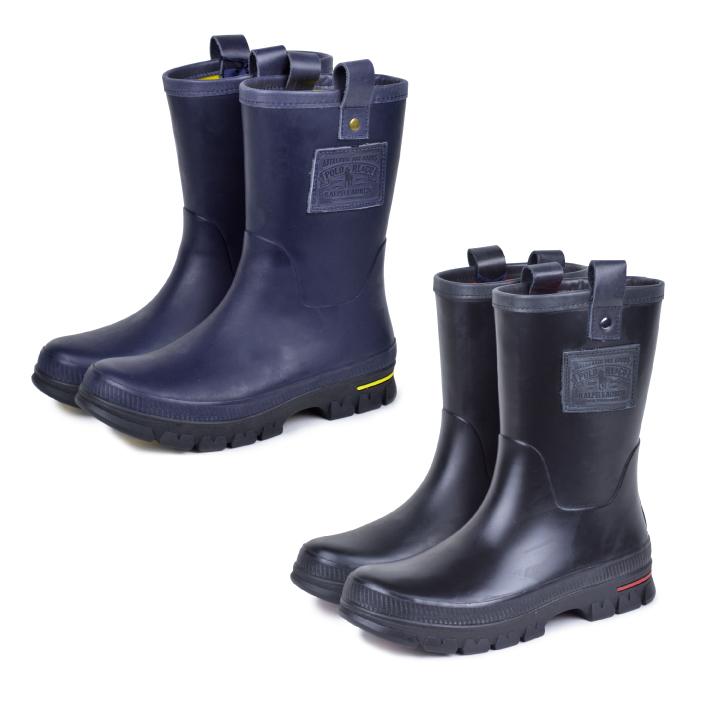 fd0f7e02eb1 Polo Ralph Lauren rain boots boots men POLO RALPH LAUREN WARRINGTON RAIN  BOOTS