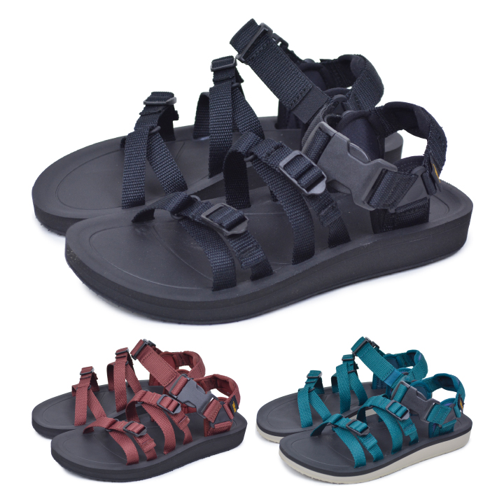 ae8577730f1 DEROQUE due  Teva sandals men sports sandals TEVA M ALP PREMIER ...