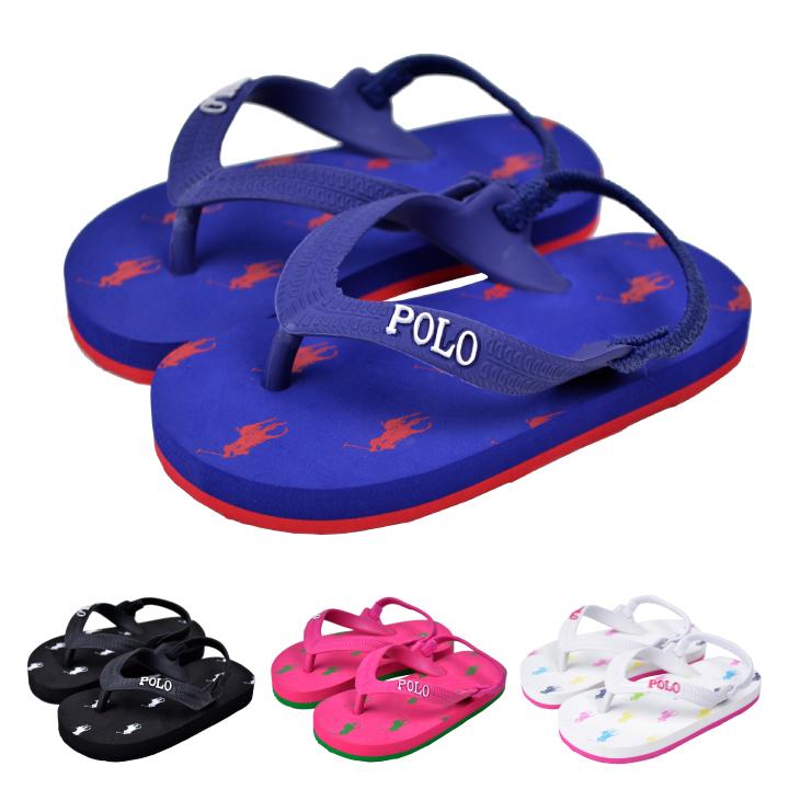 48df5ca5a DEROQUE due  Polo Ralph Lauren kids sandals beach sandal POLO RALPH ...