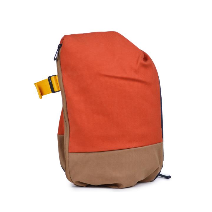 【★ポイント5倍! 25日23:59迄】コートシエル バッグパック Cote&Ciel Isar Rucksack Twin Touch Contrast Backpack 【西日本】