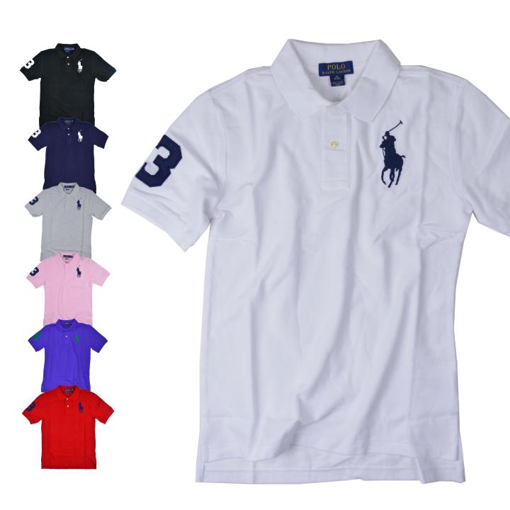 Pony Polo Boys Big Model Shirt Lauren 323670257 Ralph w08OvmNn