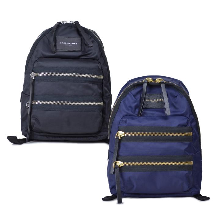 【100円OFFクーポン!+5%還元!】マークジェイコブス リュック MARC JACOBS Nylon Biker Backpack Mサイズ M0008296【西日本】