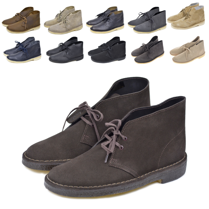 057f1743fec Kulaki desert boots men Clarks DESERT BOOT suede leather 26107879 26106562  26107882 ...