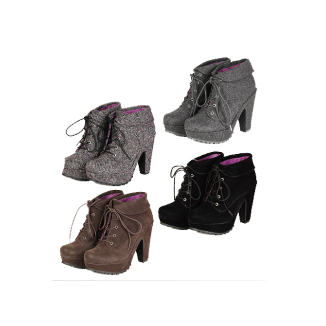 24befb049e5a DEROQUE due  Blowfish Blowfish VANCE Vance lace-up ankle boots ...