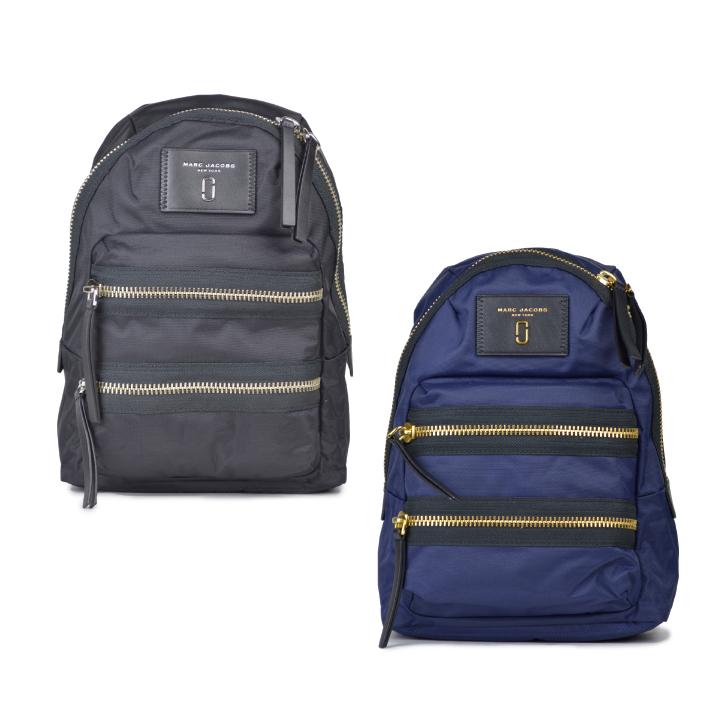 【100円OFFクーポン!+5%還元!】マークジェイコブス リュック MARC JACOBS Nylon Biker Mini Backpack Sサイズ M0012702【西日本】