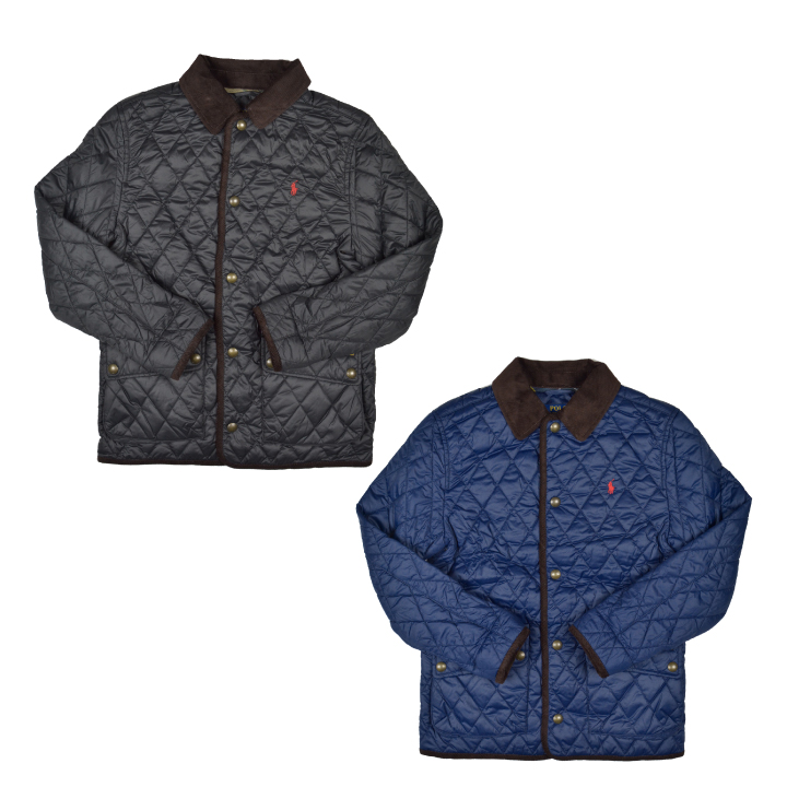 Polo Deroque Lauren Quilting DueOne Jacket Point Of Ralph Ybf67gy