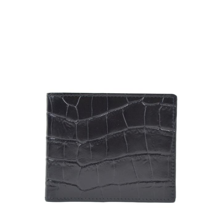エッティンガー ETTINGER 財布 メンズ 二つ折り ブランド 本革 Billfold Wallet With CC030J【西日本】
