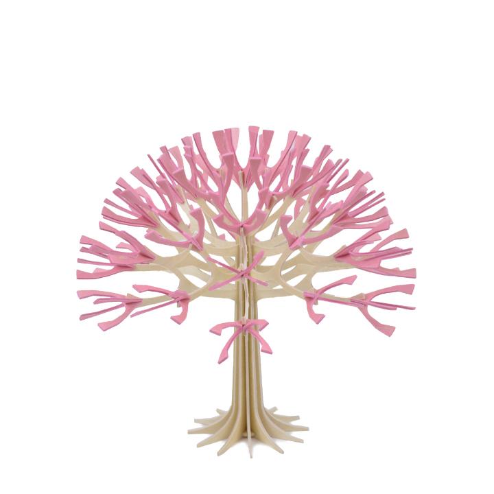 【★200円OFFクーポン!+5%還元!★】ロヴィ Lovi Cherry Tree 22cm ナチュラルウッド ポストカード 手紙 デザイン雑貨 北欧雑貨 シーズンツリー インテリア 【西日本】