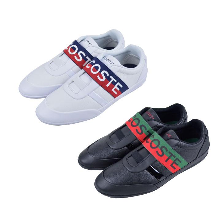 LACOSTE ラコステ 日本全国 送料無料 MAISONO ELASTIC 120 1u 靴 スニーカー 739CMA メンズ 0076 送料無料新品 西日本
